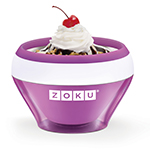 Zoku Purple Ice Cream Maker