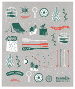 Summer Camp Ecologie Swedish Sponge Cloth