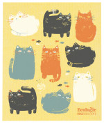 Purrfect Pals Ecologie Swedish Sponge Cloth