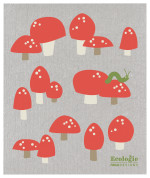 Totally Toadstools Ecologie Swedish Sponge Cloth