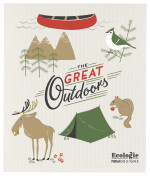 The Great Outdoors Ecologie Swedish Sponge Cloth