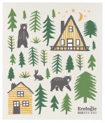 Wild Life Ecologie Swedish Sponge Cloth