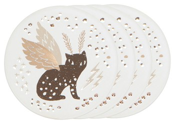 Beasties Coasters <br> Set of 4