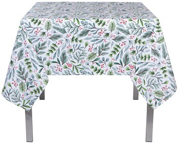 Bough & Berry Tablecloth <br> 60 x 90 inch