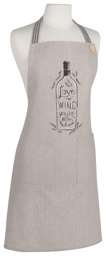 Love The Wine You'Re With Spruce Apron