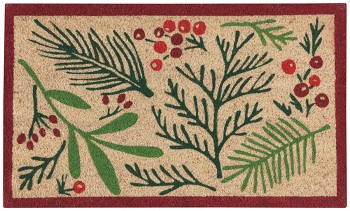 Bough & Berry Doormat