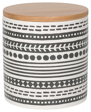 Canyon Stoneware Canister Medium