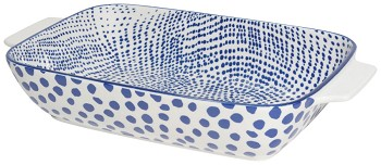Lazurite Baking Dish Rectangle Large