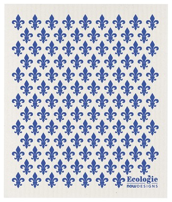 Fleur de Lis Ecologie Swedish Sponge Cloth