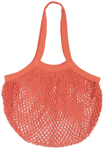 Coral Le Marché Shopping Bag